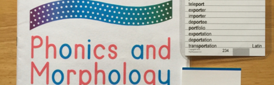 Phonics and Morphology Products